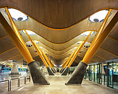 Adolfo Suárez Madrid-Barajas Airport by Richard Rogers Partnership
