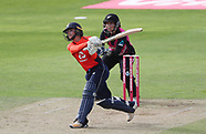 England Women v New Zealand Women - T20 Tri Series - The County Ground - 23 June 2018