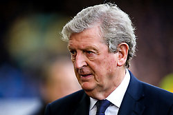 Crystal Palace manager Roy Hodgson  - Mandatory by-line: Robbie Stephenson/JMP - 21/10/2018 - FOOTBALL - Goodison Park - Liverpool, England - Everton v Crystal Palace - Premier League