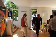 e009 IOC President Bach Visit Lausanne