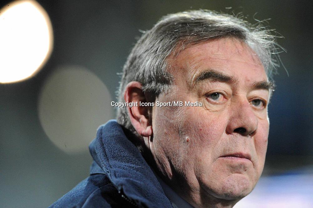 Eric DE CROMIERES  - 13.03.2015 - Clermont / Begles Bordeaux  -  20eme journee de Top 14<br /> Photo : Jean Paul Thomas  / Icon Sport<br /> <br />   *** Local Caption ***