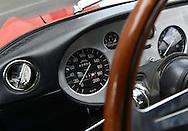 14/08/15 - ENNEZAT - PUY DE DOME - FRANCE - Essais LANCIA Fulvia ZAGATO 1300S de 1969 - Photo Jerome CHABANNE