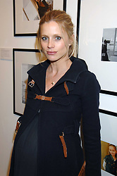 LAURA BAILEY at an exhibition of photographs commissioned by children's charity Barnardo's held at the Getty Images gallery, Eastcastle Street, London on 24th April 2008.<br /><br />NON EXCLUSIVE - WORLD RIGHTS