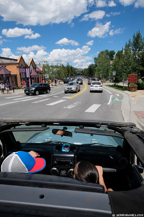 Breckenridge, Summit County, Colorado