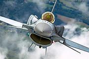Polish Air Force F-16 Photographed at Royal International Air Tattoo (RIAT)
