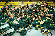 UVM Men's Hockey Team Photo 09/30/16