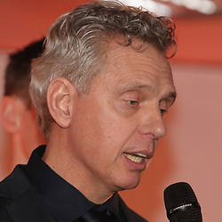 02-01-2015: Wielrennen: Presentatie Roompot Orange Cycling Team: Rotterdam<br /> Jean Paul van Poppel