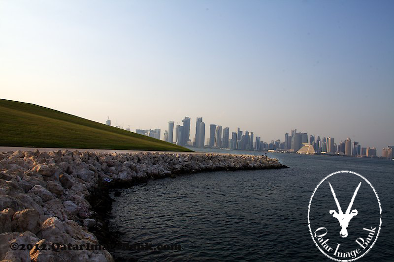 Doha Bay,
