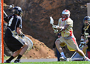 NCAA Men's Lacrosse: #13 Army defeats VMI, 12-6