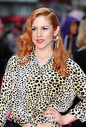 03.JULY.2012. LONDON<br /> <br /> KATY B ATTENDS THE UK PREMIERE OF KATY PERRY PART OF ME 3D AT THE EMPIRE CINEMA, LEICESTER SQUARE.<br /> <br /> BYLINE: EDBIMAGEARCHIVE.CO.UK<br /> <br /> *THIS IMAGE IS STRICTLY FOR UK NEWSPAPERS AND MAGAZINES ONLY*<br /> *FOR WORLD WIDE SALES AND WEB USE PLEASE CONTACT EDBIMAGEARCHIVE - 0208 954 5968*