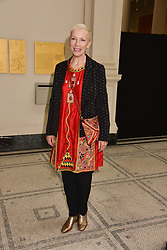 "Annie Lennox at the opening of ""Frida Kahlo: Making Her Self Up"" Exhibition at the V&A Museum, London England. 13 June 2018."