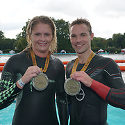 Swimmers conquer Swim Serpentine 2017