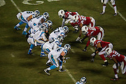 January 24, 2016: Carolina Panthers vs Arizona Cardinals.