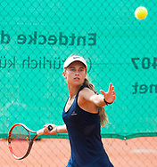 AMY STEVENS (AUS), Bavarian Junior Open 2017, Tennis Europe Junior Tour, GS16<br /> <br /> Tennis - Bavarian Junior Open 2017 - Tennis Europe Junior Tour -  SC Eching - Eching - Bayern - Germany  - 9 August 2017. <br /> &copy; Juergen Hasenkopf
