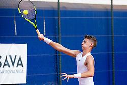Tennis Fest at ATP Challenger Zavarovalnica Sava Slovenia Open 2018, on August 6, 2018 in Sports centre, Portoroz/Portorose, Slovenia. Photo by Urban Urbanc / Sportida