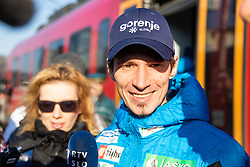 Robert Kranjec during  press conference of Ski jumping Planica 2019, on March 20, 2019, in Slovenian railways, Slovenia. Photo by Matic Ritonja / Sportida