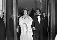 Danish Royal Visit 1978