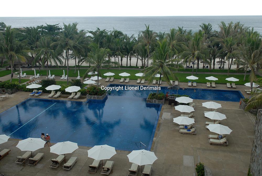 Le Club Med de Bintan island (Indonesie) pres de SIngapour. Mai 2007..