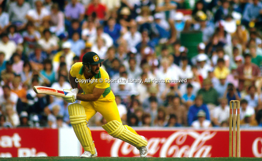 &copy; Sport the library/Tony Nolan<br /> Cricket - Australia<br /> 1 Day 1983/84<br /> Rod Marsh<br /> S.C.G