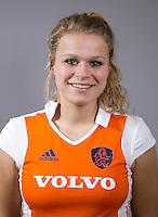 AMSTELVEEN - Lane Stradelmaier , Nederlands Meisjes A hockeyteam. FOTO KOEN SUYK