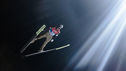 05.01.2016, Paul Ausserleitner Schanze, Bischofshofen, AUT, FIS Weltcup Ski Sprung, Vierschanzentournee, Qualifikation, im Bild Lukas Hlava (CZE) // Lukas Hlava of Czech Republic during his Qualification Jump for the Four Hills Tournament of FIS Ski Jumping World Cup at the Paul Ausserleitner Schanze, Bischofshofen, Austria on 2016/01/05. EXPA Pictures © 2016, PhotoCredit: EXPA/ JFK