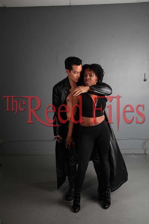 The Reed Files Ethnic Urban Fantasy Paranormal Couple