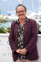 Director Michel Toesca at the Libre film photo call at the 71st Cannes Film Festival, Friday 18th May 2018, Cannes, France. Photo credit: Doreen Kennedy
