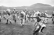 Watussi Dancers, Nyanza, Ruanda-Urundi (now Rwanda), Africa, 1937