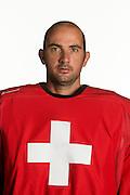 31.07.2013; Wetzikon; Eishockey - Portrait Nationalmannschaft; Martin Gerber (Valeriano Di Domenico/freshfocus)