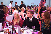 jo Wood; Ty Wood; Rosie Huntington-Whiteley, Glamour magazine Women of the Year Awards. Berkeley Square. London. 2 June 2009