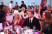 jo Wood; Ty Wood; Rosie Huntington-Whiteley, Glamour magazine Women of the Year Awards. Berkeley Square. London. 2 June 2009