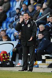 Bristol City manager, Steve Cotterill - Photo mandatory by-line: Dougie Allward/JMP - Mobile: 07966 386802 - 21/02/2015 - SPORT - Football - Colchester - Colchester Community Stadium - Colchester United v Bristol City - Sky Bet League One