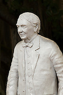 Statue of Thomas Edison by D.J. Wilkins, Edison & Ford Winter Estates, Fort Myers, Florida