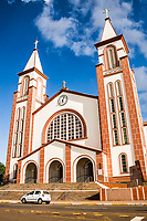 Catedral Santo Antônio. Chapecó, Santa Catarina, Brasil. / <br /> Santo Antônio Cathedral. Chapeco, Santa Catarina, Brazil.