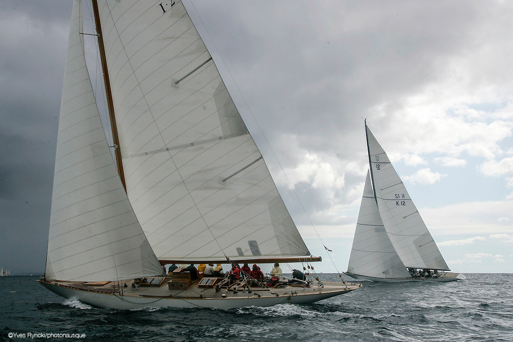 voile, 12M, Jauge internationale,Régate Emilia Royales
