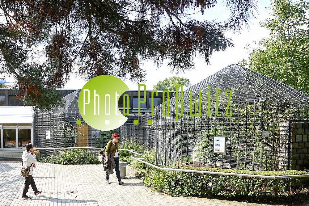Mannheim. 28.09.17 | 27 Millionen f&uuml;r die Stadtparks<br /> Luisenpark. Bis 2025, wenn die Bundesgartenschau 1975 dann 50 Jahre zur&uuml;ckliegt, sollen in den Luisenpark 27 Millionen Euro investiert werden. Herzst&uuml;ck ist ein neues Erlebniszentrum rund um das Pflanzenschauhaus, das umfangreich modernisiert und ausgebaut werden soll - mit Restaurant, Insektarium sowie einem &uuml;berdachten, geheizten Ruhe- und Entspannungsbereich.<br /> <br /> <br /> BILD- ID 1050 |<br /> Bild: Markus Prosswitz 28SEP17 / masterpress (Bild ist honorarpflichtig - No Model Release!)
