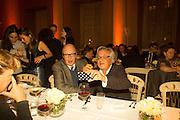 NICHOLAS LOGSDAIL; ANISH KAPOOR, Lisson Gallery dinner, Banqueting House. London. 15 October 2013