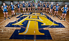 2013 A&T Volleyball Team Picture Day
