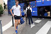 Nicolo Melli<br /> Nazionale Italiana Maschile Senior<br /> Torneo di Tolosa<br /> Montenegro Italia Montenegro Italy<br /> FIP 2017<br /> Tolosa, 18/08/2017<br /> Foto M.Ceretti / Ciamillo - Castoria