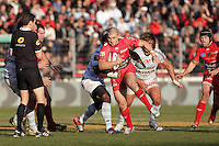 Drew MITCHELL - 10.01.2015 - Toulon / Racing Metro - 16e journee Top 14<br />
