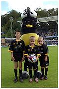 London Wasps v Sale Sharks. 11-9-04.Season 2004-2005.