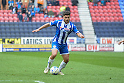 Wigan Midfielder Sam Morsy during the Sky Bet League 1 match between Wigan Athletic and Coventry City at the DW Stadium, Wigan, England on 9 April 2016. Photo by John Marfleet.