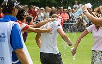 KLM OPEN LADIES 2007. Winnares Gwladys Nacero uit Frankrijk. COPYRIGHT KOEN SUYK.