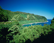 Hana Coast, Maui, Hawaii, USA<br />