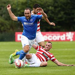 Hamilton v St Johnstone   Scottish Premiership   16 August 2014