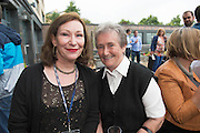 Kate O Toole and Sr Agnes at the hmv Paty at the Galway Film Fleadh 2014. Photo:Andrew Downes