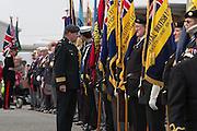 Dieppe Raid 70th Anniversary Memorial Service