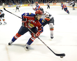 Alex Wall of the Moncton Wildcats in Game 2 of the 2010 MasterCard Memorial Cup in Brandon, MB on Saturday May 15, 2010. Photo by Aaron Bell/CHL Images