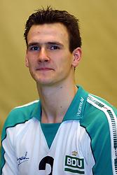 12-12-2002 NED: Selectie SSS seizoen 2002-2003, Barneveld<br /> Training SSS Barneveld en Sponsor /