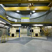 Arrowrock Dam hydroelectric project, turbines, Idaho
